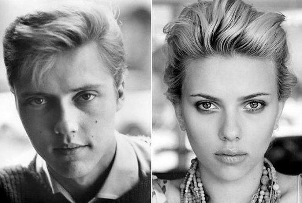 Christopher Walken i Scarlett Johansson 11
