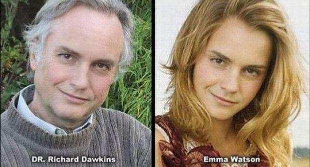 Dr Richard Dawkins i Emma Watson 7