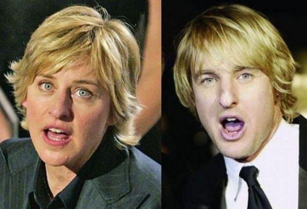 Ellen DeGeneres i Owen Wilson 15