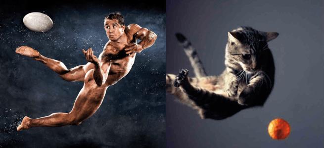 Faceci i koty8