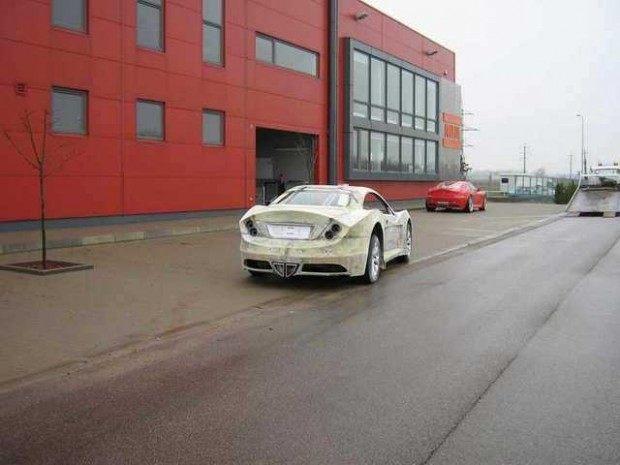 Mercedes-Benz CLK przerobka 15