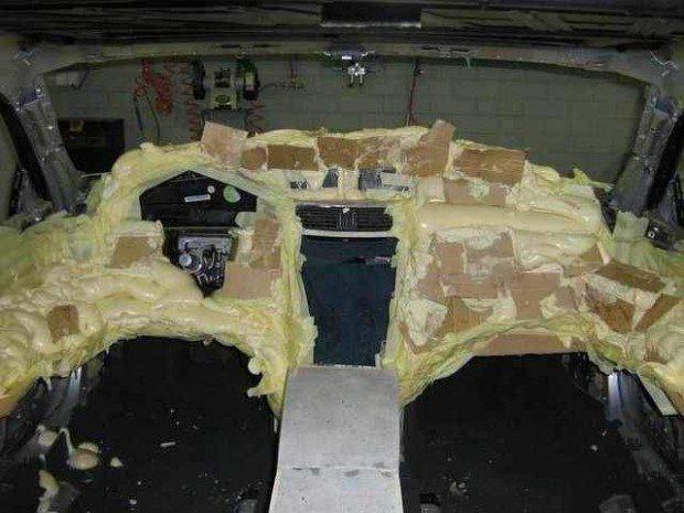 Mercedes-Benz CLK przerobka 20