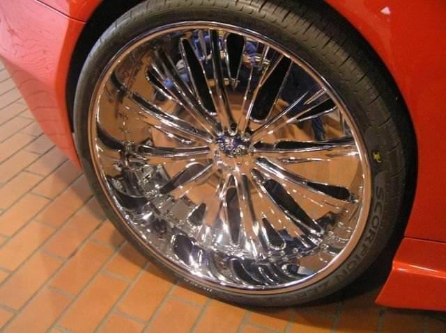 Mercedes-Benz CLK przerobka 24