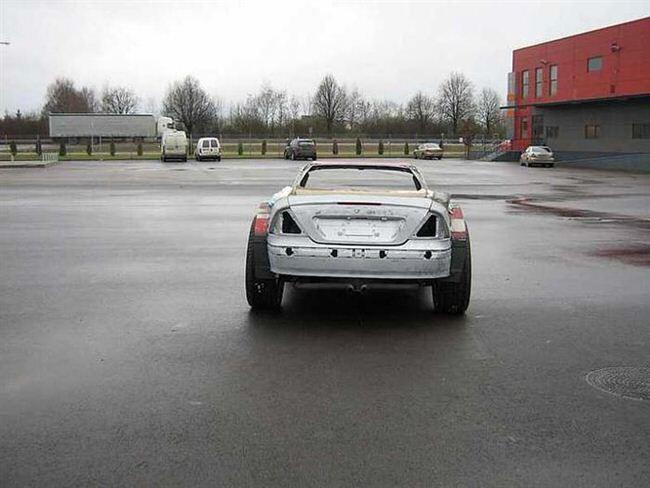 Mercedes-Benz CLK przerobka 3