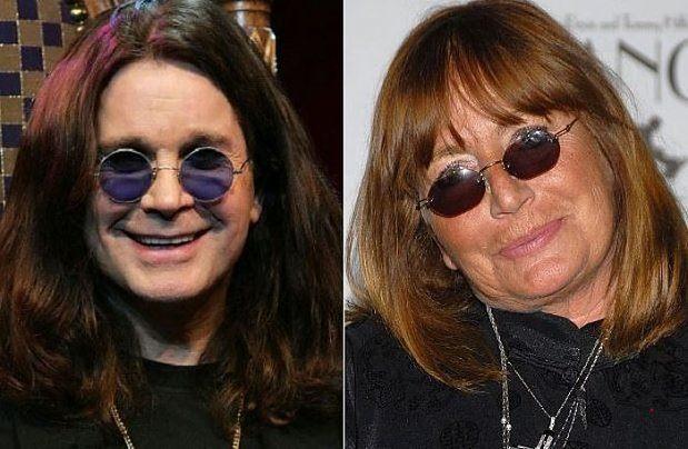 Ozzy Osbourne i Penny Marshall 5