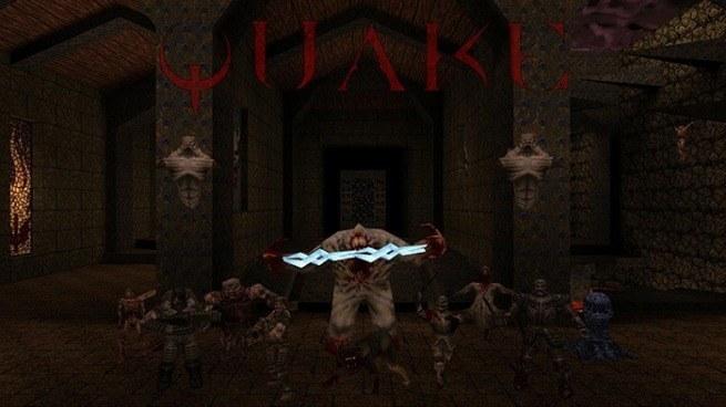 Quake na oscyloskopie 1