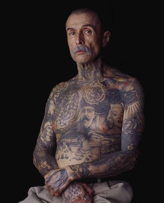 staruszkowie z tatuazami 5
