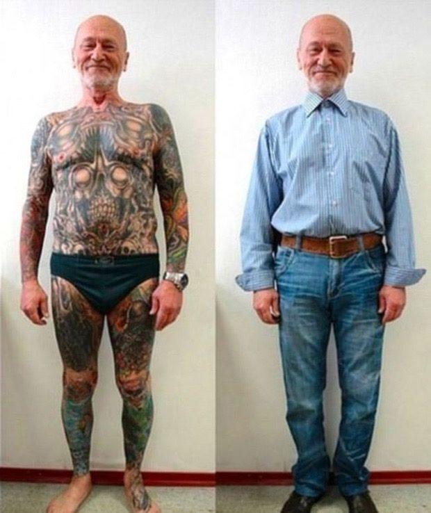 staruszkowie z tatuazami 7
