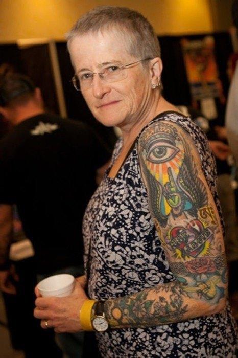 staruszkowie z tatuazami 9