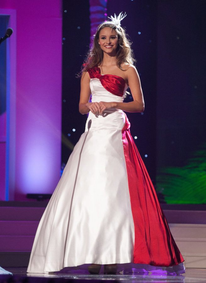 Miss Universe 2015 - 06 - Austria