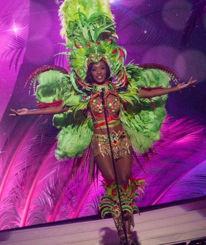 Miss Universe 2015 - 07 - Bahamas
