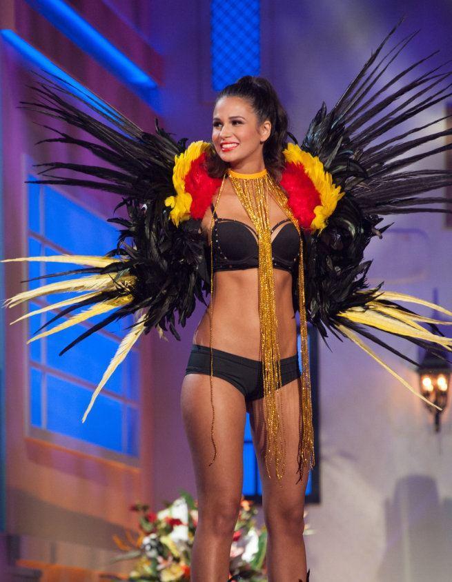 Miss Universe 2015 - 08 - Belgium