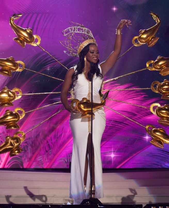 Miss Universe 2015 - 11 - British Virgin Islands