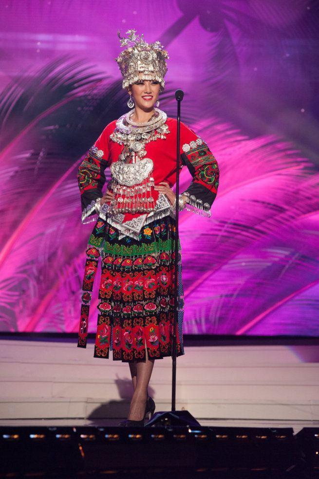 Miss Universe 2015 - 15 - China
