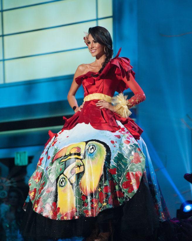 Miss Universe 2015 - 17 - Costa Rica