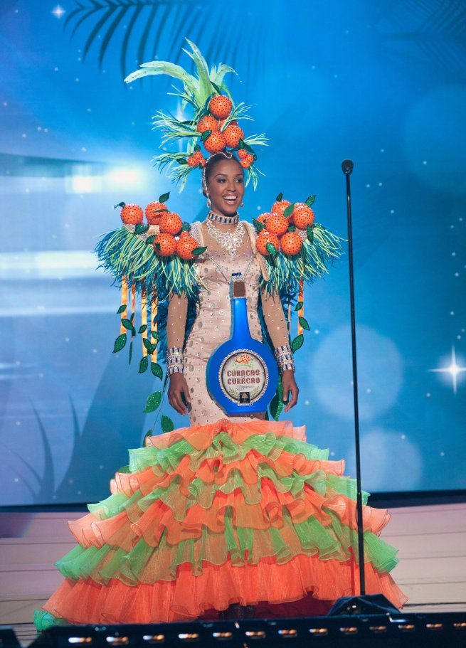 Miss Universe 2015 - 19 - Curacao
