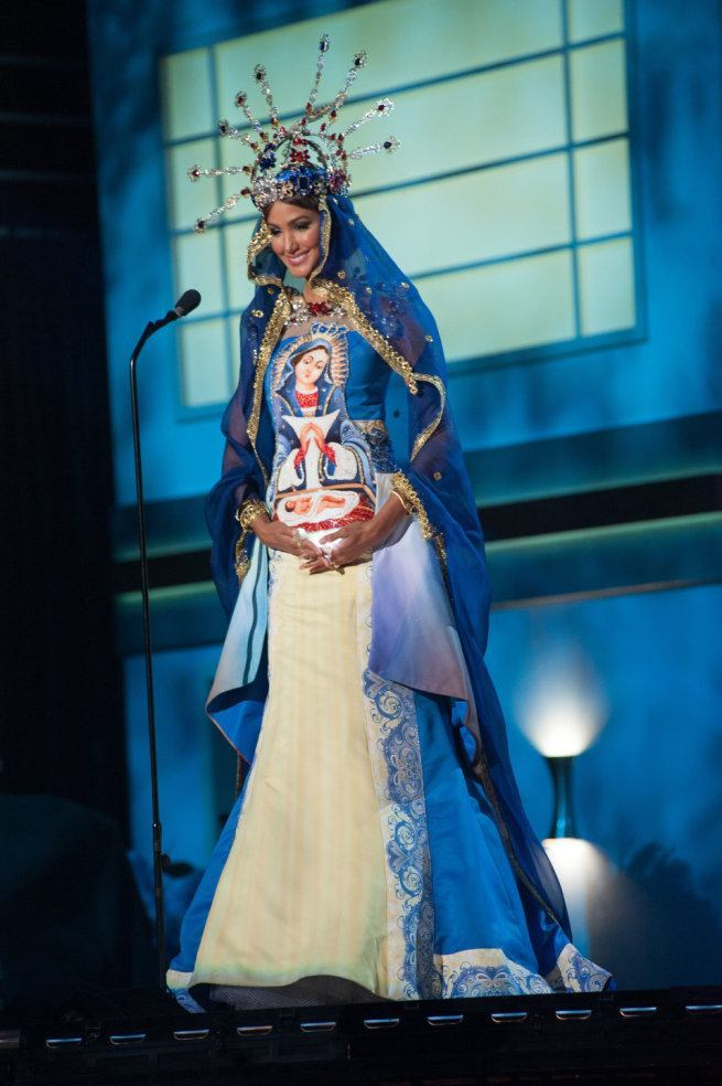 Miss Universe 2015 - 21 - Dominican Republic