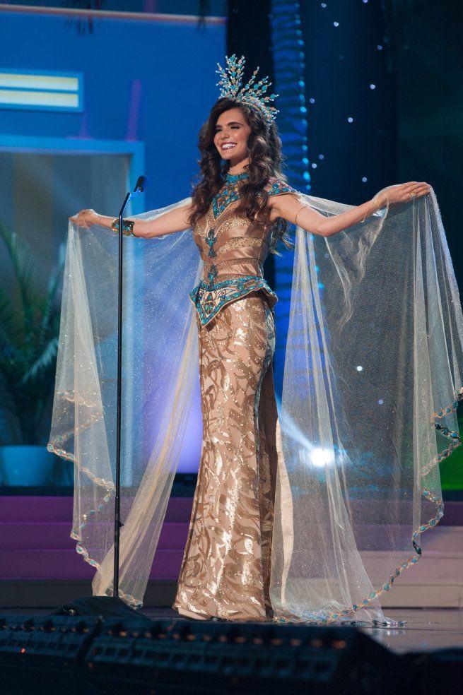 Miss Universe 2015 - 23 - Egypt