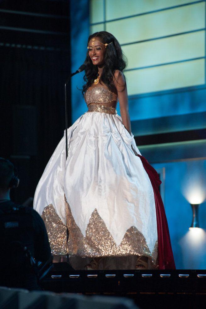 Miss Universe 2015 - 25 - Ethiopia