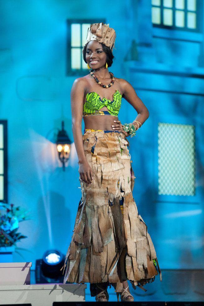 Miss Universe 2015 - 28 - Gabon