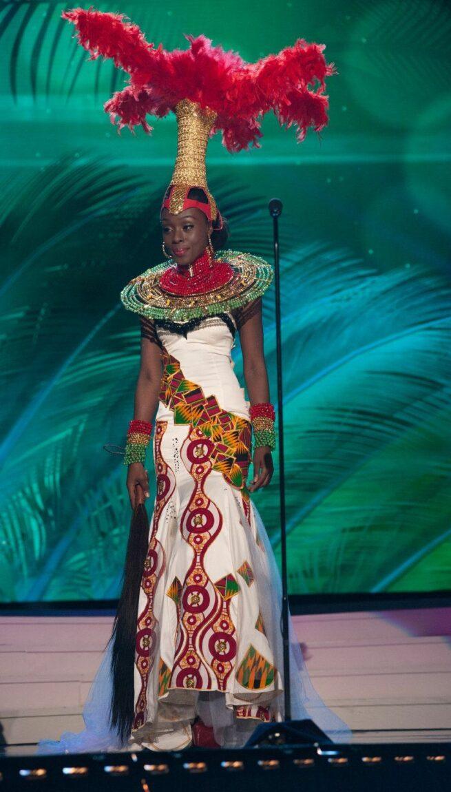 Miss Universe 2015 - 31 - Ghana