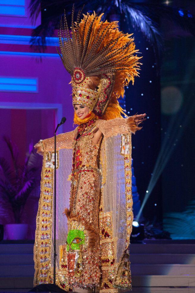 Miss Universe 2015 - 38 - Honduras