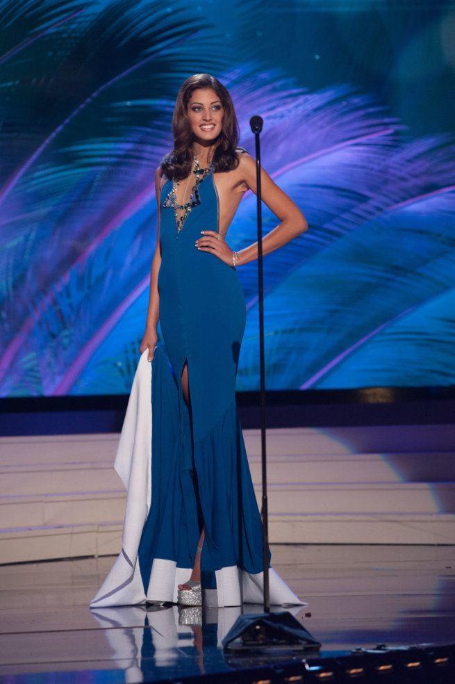Miss Universe 2015 - 43 - Israel