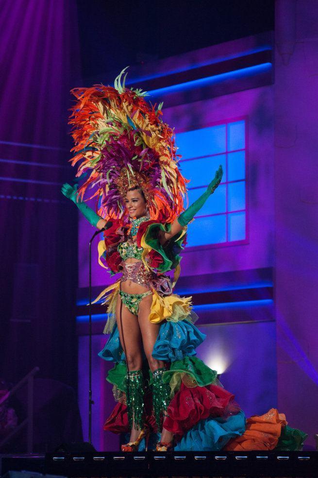 Miss Universe 2015 - 45 - Jamaica