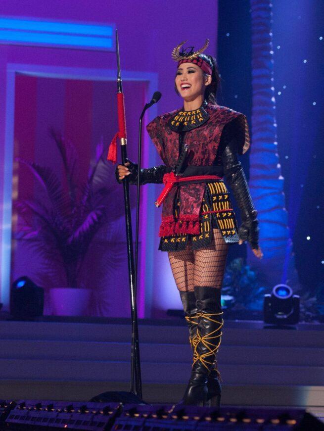 Miss Universe 2015 - 46 - Japan