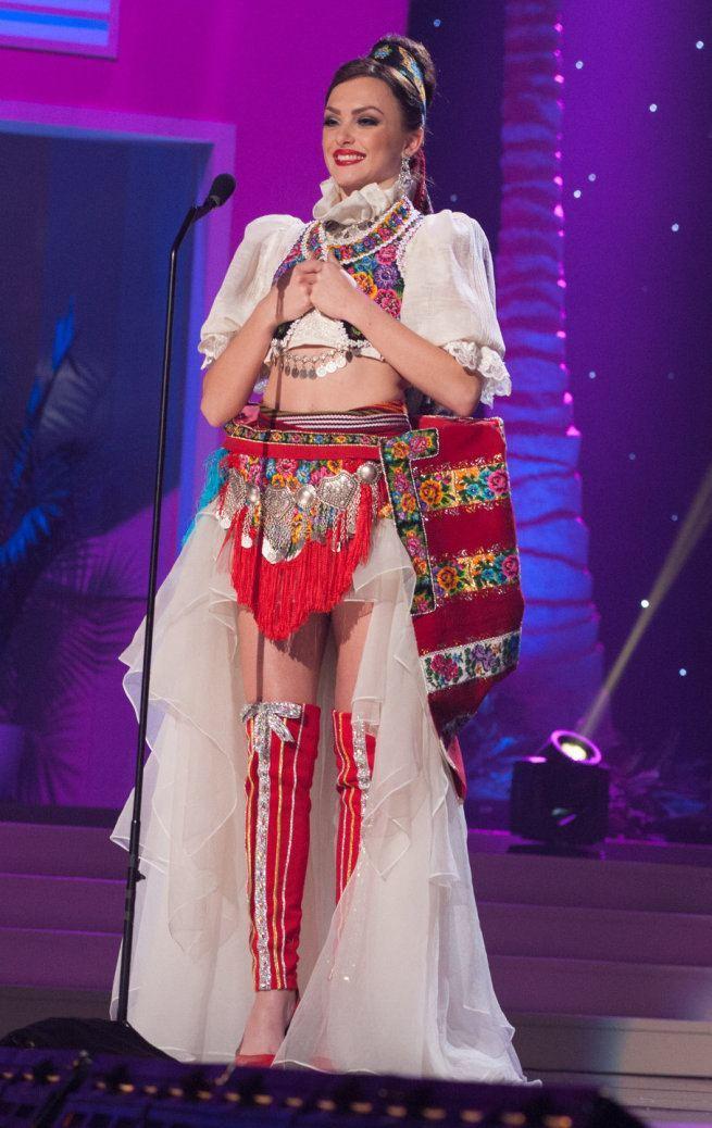 Miss Universe 2015 - 50 - Kosovo
