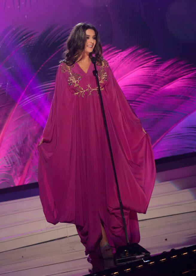 Miss Universe 2015 - 51 - Lebanon