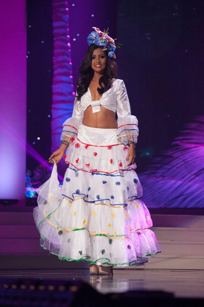 Miss Universe 2015 - 54 - Mauritius