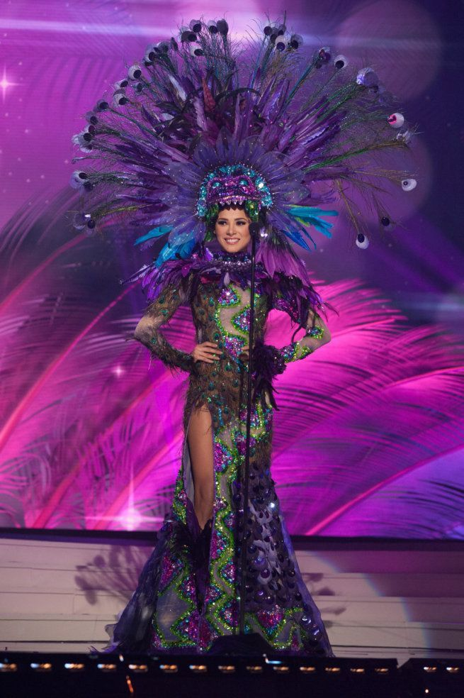 Miss Universe 2015 - 55 - Mexico