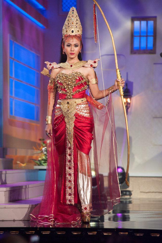 Miss Universe 2015 - 56 - Burma