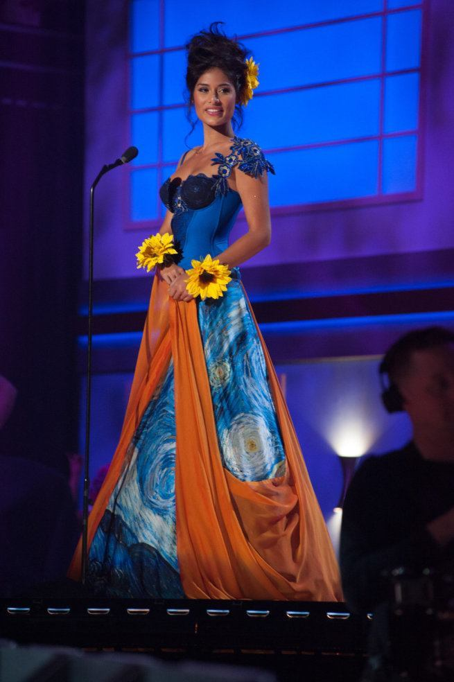Miss Universe 2015 - 57 - Netherlands
