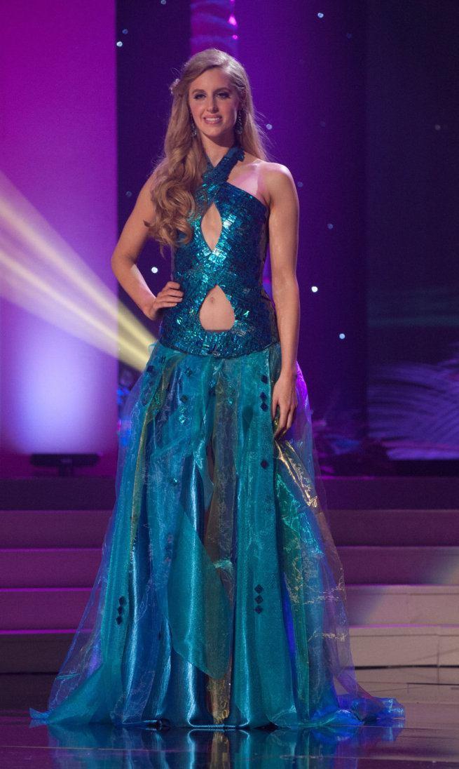 Miss Universe 2015 - 58 - New Zealand