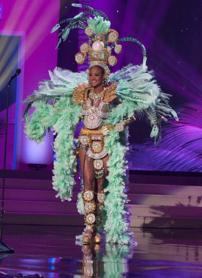 Miss Universe 2015 - 62 - Panama