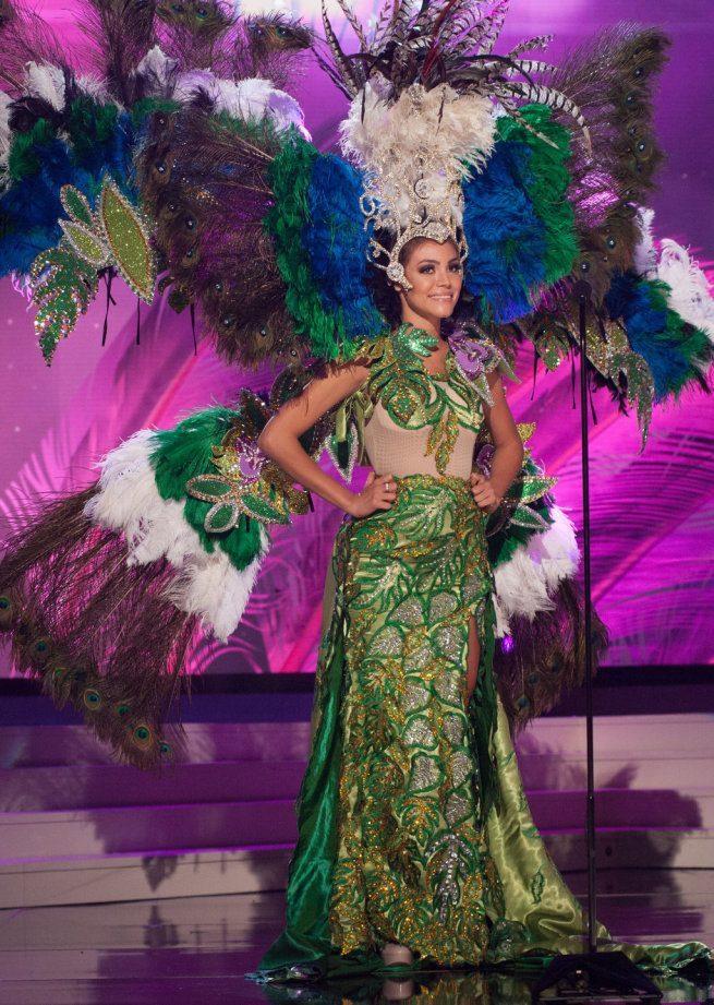 Miss Universe 2015 - 63 - Paraguay
