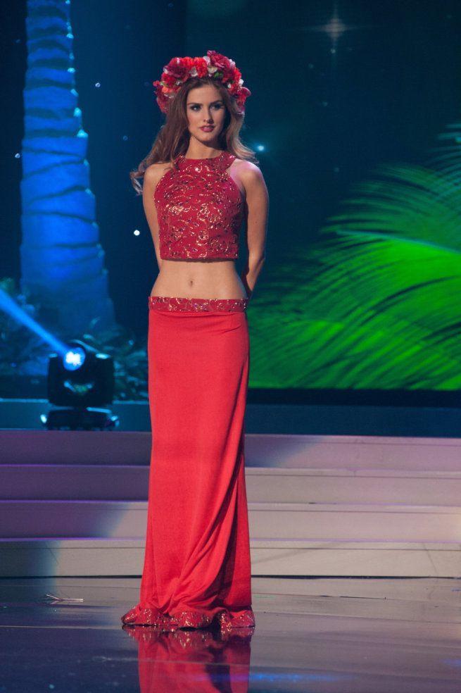 Miss Universe 2015 - 70 - Serbia
