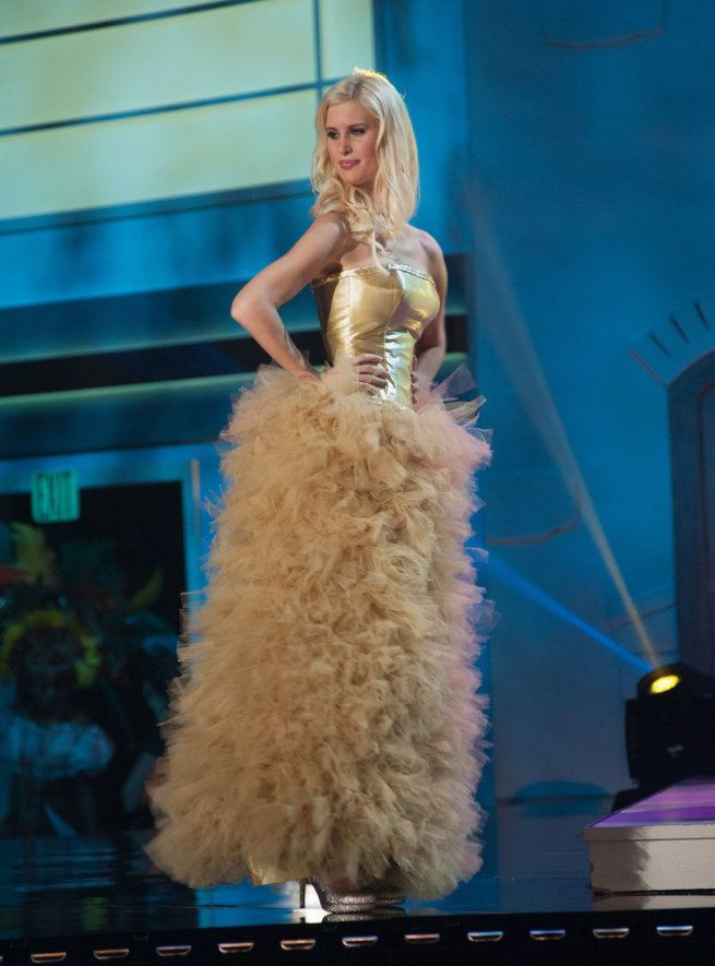 Miss Universe 2015 - 73 - Slovenia