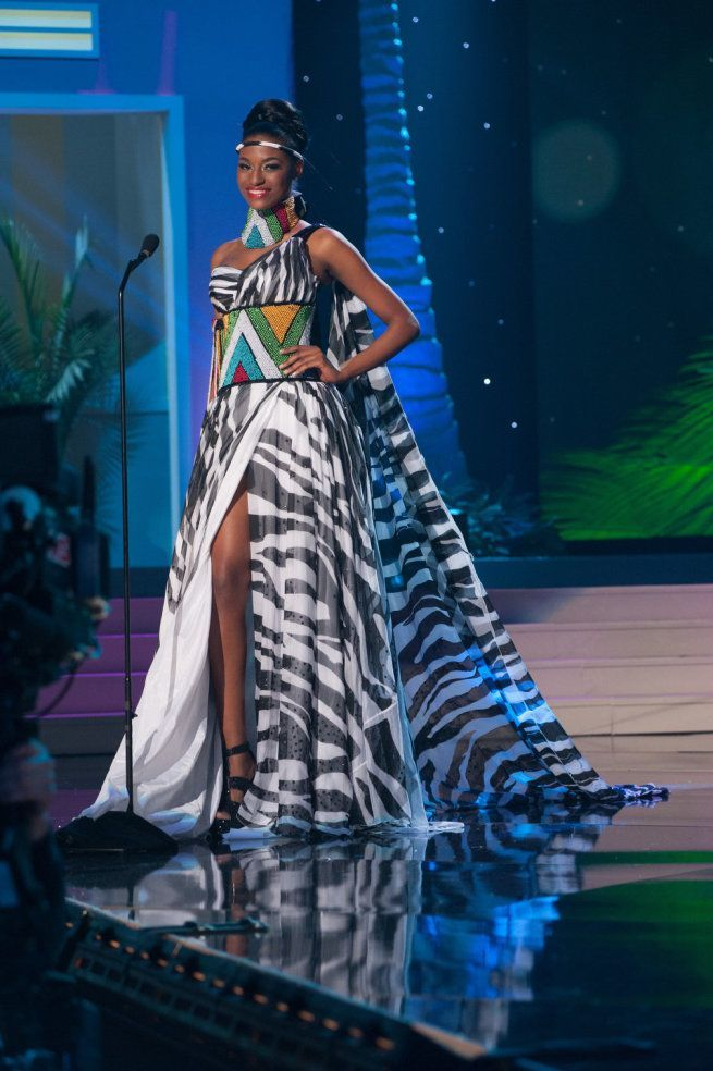 Miss Universe 2015 - 74 - South Africa