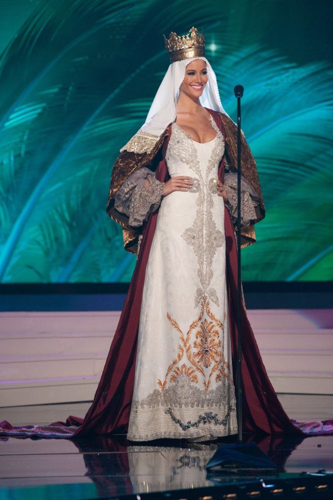 Miss Universe 2015 - 75 - Spain