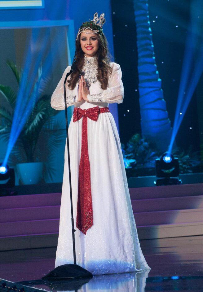 Miss Universe 2015 - 78 - Sweden
