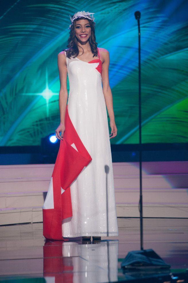 Miss Universe 2015 - 79 - Switzerland