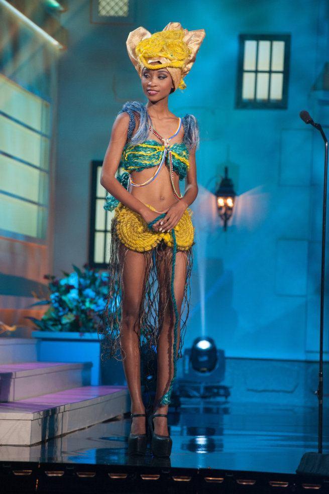 Miss Universe 2015 - 80 - Tanzania