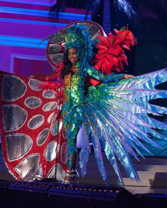 Miss Universe 2015 - 82 - Trinidad amp Tobago