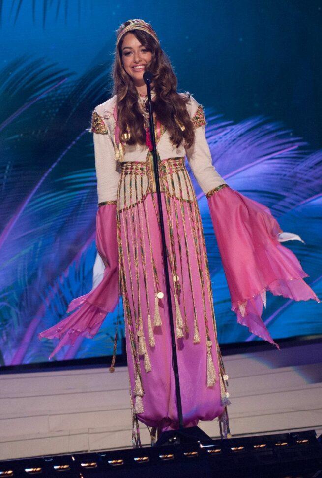Miss Universe 2015 - 83 - Turkey
