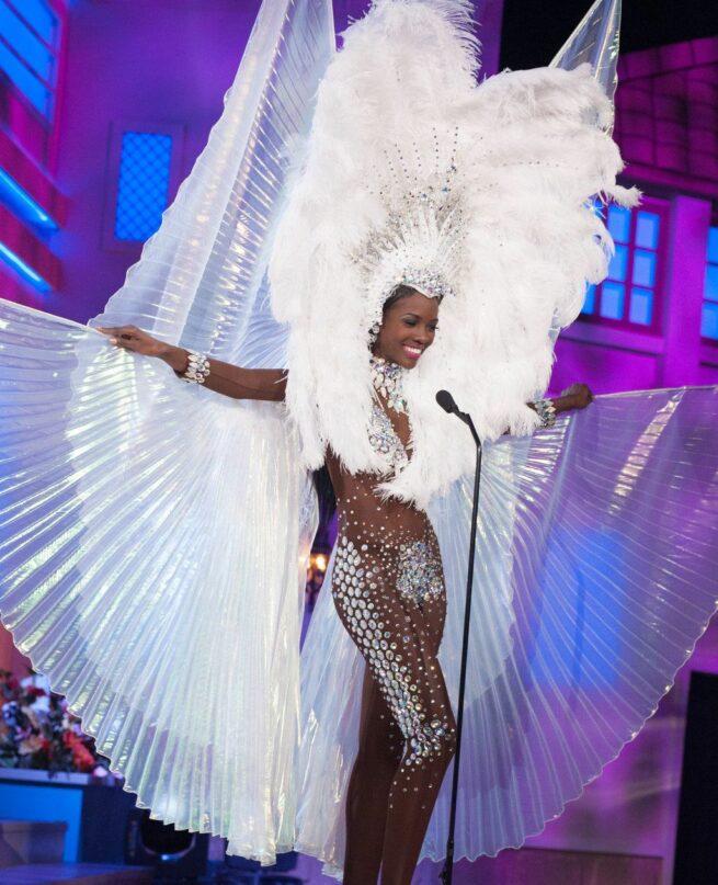 Miss Universe 2015 - 84 - Turks amp Caicos
