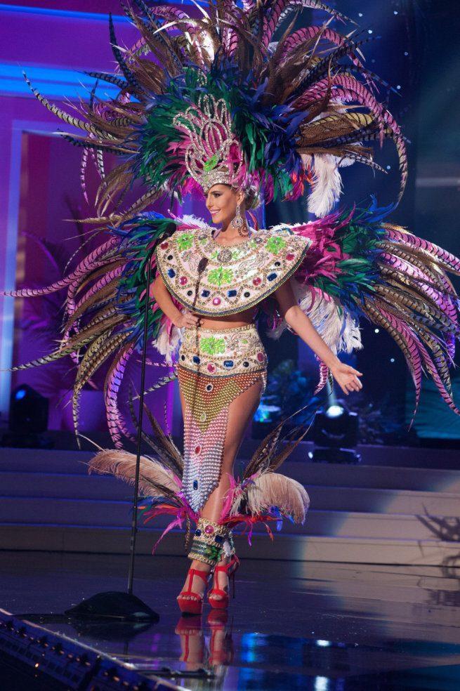 Miss Universe 2015 - 86 - Uruguay