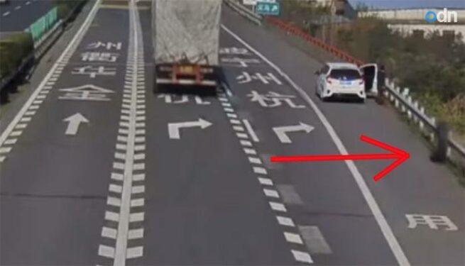 Dlaczego nie należy zatrzymywać się na autostradzie